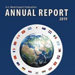 2019 USMEF Annual Report Cover Thumbnail